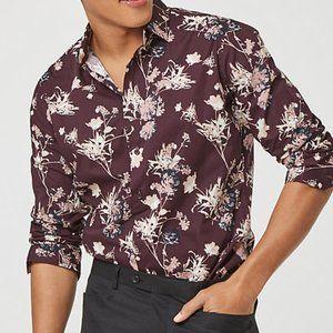 2/$25 Men's Cotton Poplin Stretch Shirt XXL